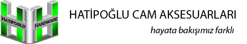 Hatipoğlu Cam Aksesuarları Logo