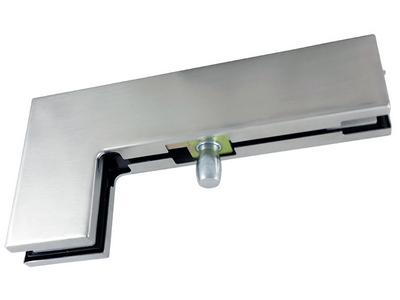 cam kapı üst l menteşesi paslanmaz çelik 6204