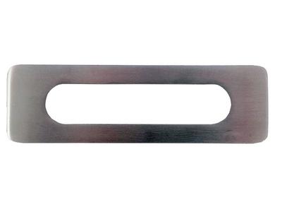 cam sürme sürgü kapı kolu camda deliksiz paslanmaz çelik 5880