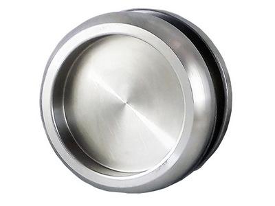 sürgü sürme cam kapı kolu kulbu gömme paslanmaz çelik 5800
