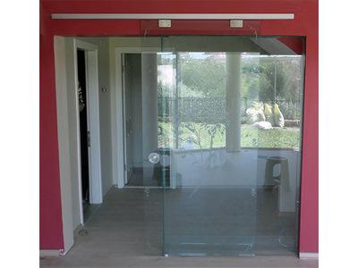 sürme sürgü cam kapı sistemi paslanmaz çeilk montaj 8400