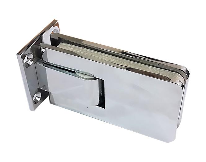cam kapı menteşesi duşakabin paraduş yaylı pirinç parlak 3010