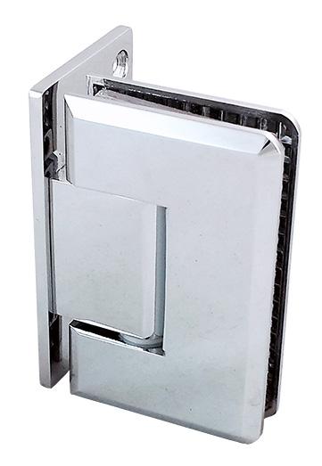 cam kapı menteşesi duşakabin paraduş yaylı pirinç parlak 3051