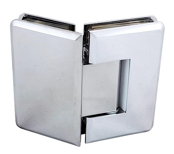 cam kapı menteşesi duşakabin paraduş yaylı cam cama pirinç parlak 3056