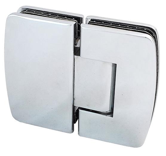cam kapı menteşesi duşakabin paraduş yaylı pirinç parlak 3300