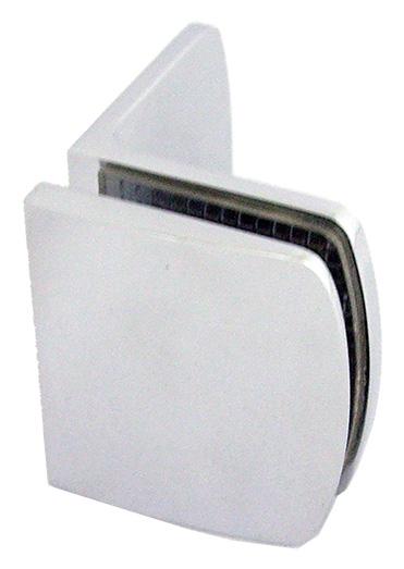 duşakabin cam bağlantı elemanı pirinç parlak 4550