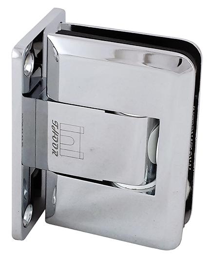 hidrolik cam kapı menteşesi pnömatik yavaş kapanan thoor pirinç 6000