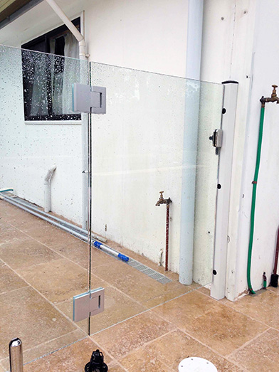 hidrolik cam kapı menteşesi pnömatik yavaş kapanan thoor paslanmaz montaj 6023
