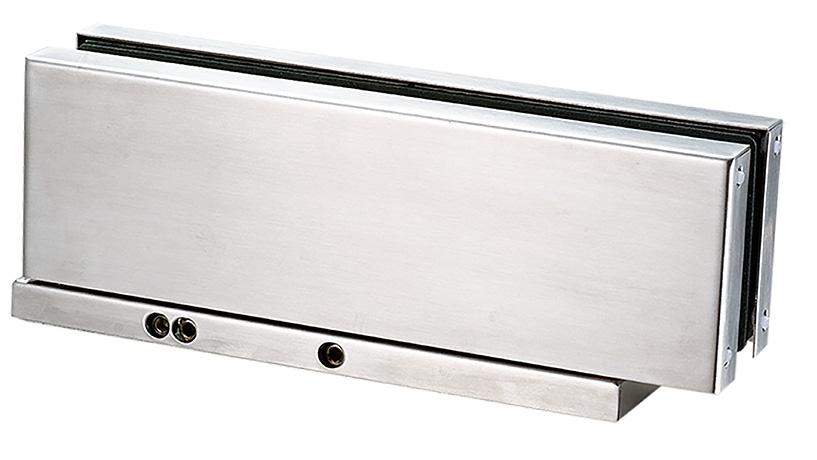 hidrolik cam kapı menteşesi pnömatik yavaş kapanan zemini kırmadan thoor paslanmaz 6301