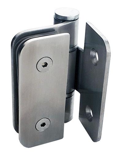 wc tipi kapı menteşesi cubicle sistem paslanmaz satin arka 2370